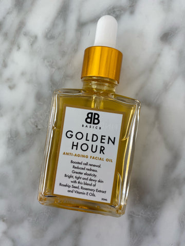 Basic B Golden Hour Facial Oil