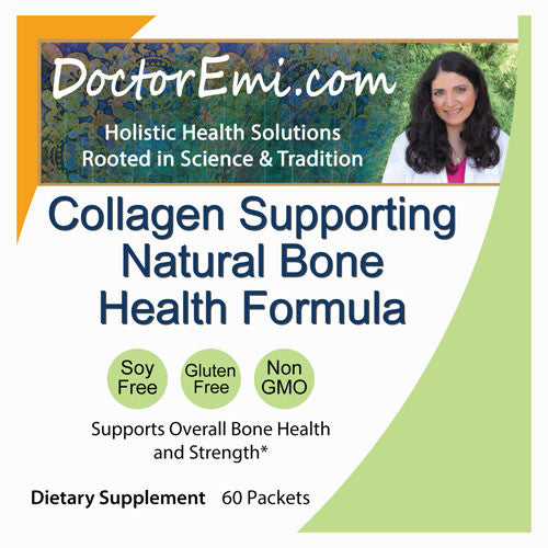 Collagen Supporting Natural Bone Health Formula