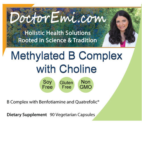 Methylated B Complex with Choline