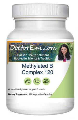 Methylated B Complex 120