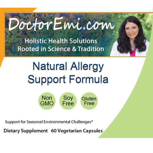 Natural Allergy Support Formula