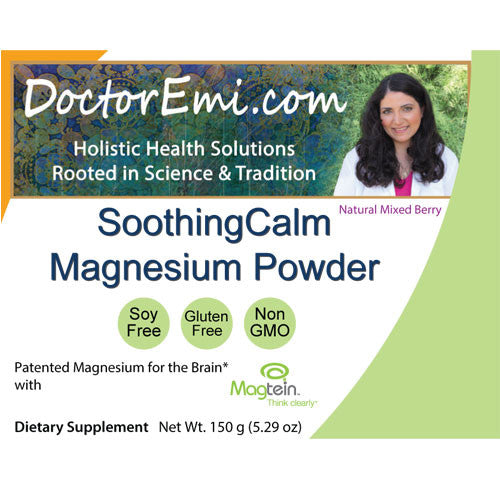 SoothingCalm Magnesium Powder