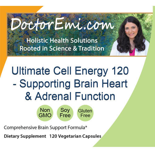 Ultimate Cell Energy 120
