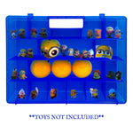 Life Made Better Superior Kid-Friendly Blue Toy Storage Case, Compatible with Despicable Me Toys, Toy Accessories Case for Kids