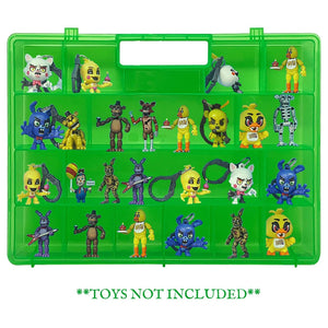 0ca79cb8a882 Life Made Better Fun Favorite Action Figures Green Case