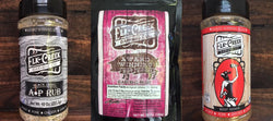 Elk Creek Bar-B-Q Rub Bundle