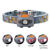 Lightweight LED Headlamp