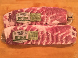 Prairie Fresh All Natural St Louis pork ribs (Qty 4)
