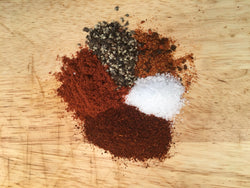 Republic of BBQ - Sugarless Pork Rib Rub