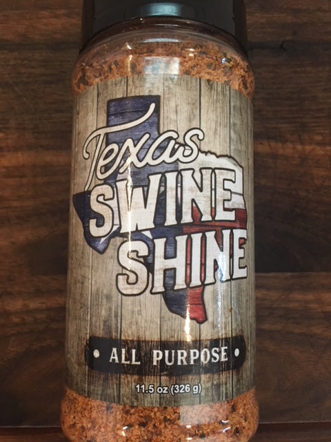 Texas Swine Shine-All Purpose Rub