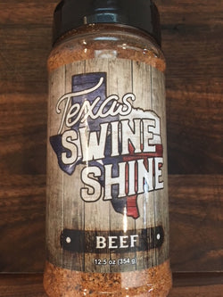 Texas Swine Shine-Beef Rub