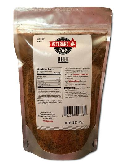 Veterans Q Beef Rub