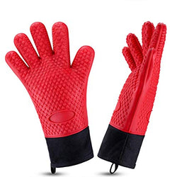 Silicone Pit Gloves (1 pair)