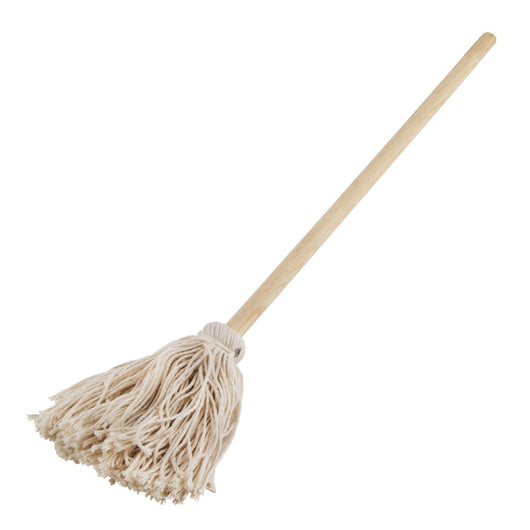 BBQ Mop with 10 Inch Wood Handle