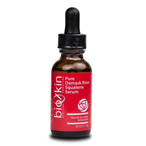 BioZkin Pure Damask Rose Squalene Serum 30ml x 1