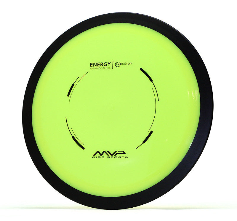 Getting to know MVP Discs:   23MM Distance Driver - Energy