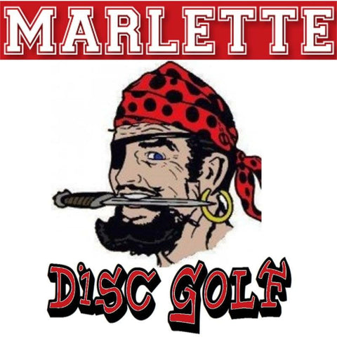 Marlette Red Raiders Disc Golf Team