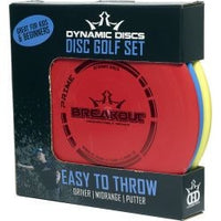Dynamic Discs Disc Golf Set - Dynamic Discs Set - Disc 2 Basket Disc Golf Store