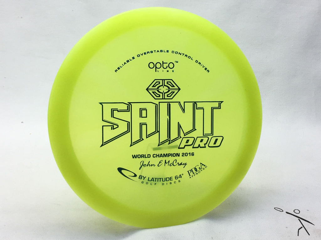 Latitude 64 Saint Pro Distance Driver - Latitude 64 Distance Drivers - Disc 2 Basket Disc Golf Store