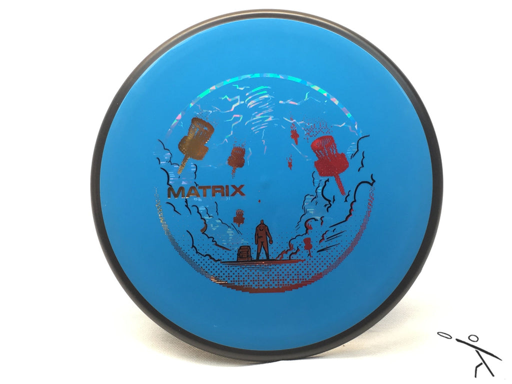 MVP Matrix Neutron Mid-Range Driver SE - MVP Mid-Range Drivers - Disc 2 Basket Disc Golf Store