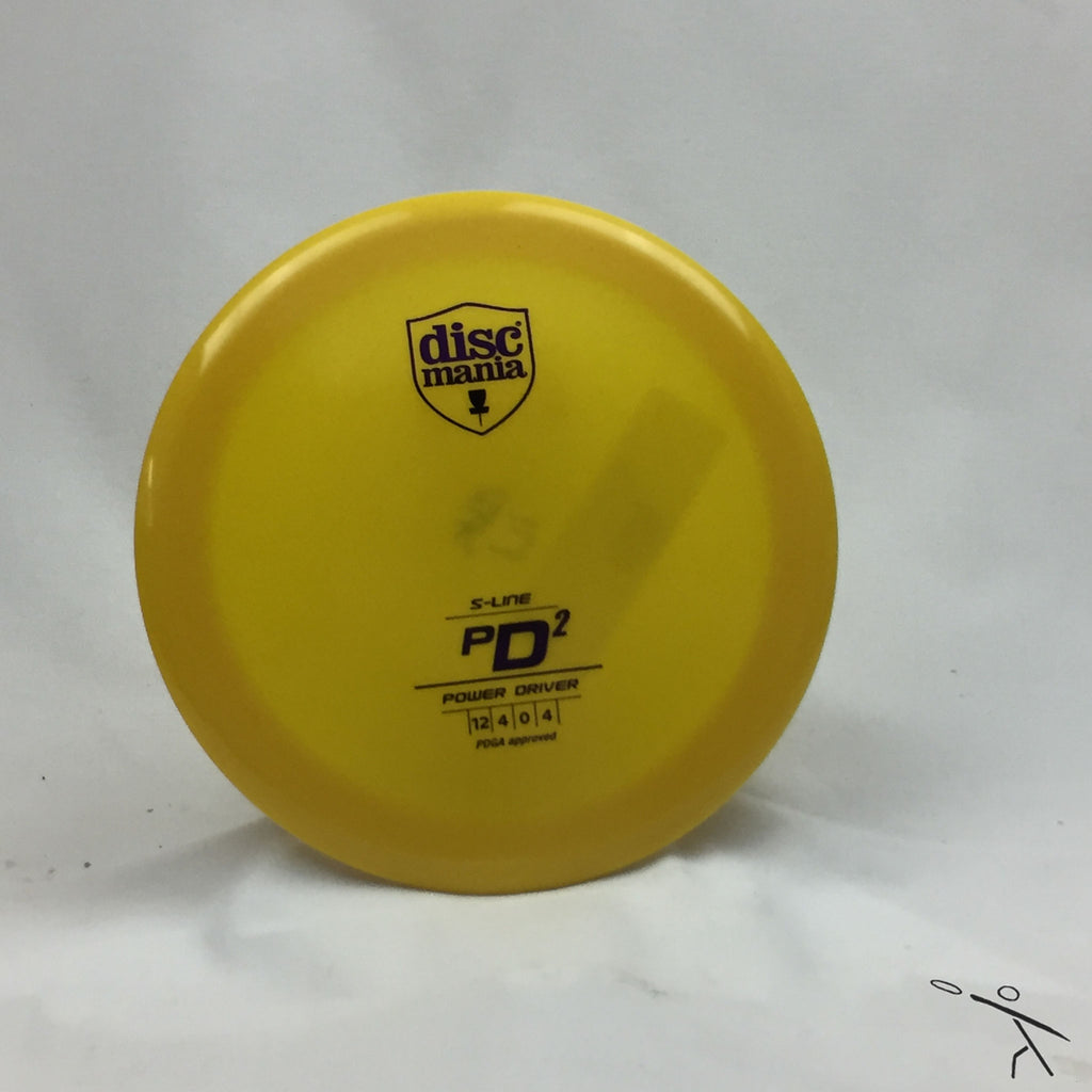 Discmania PD2 Power Driver - Discmania Distance Drivers - Disc 2 Basket Disc Golf Store