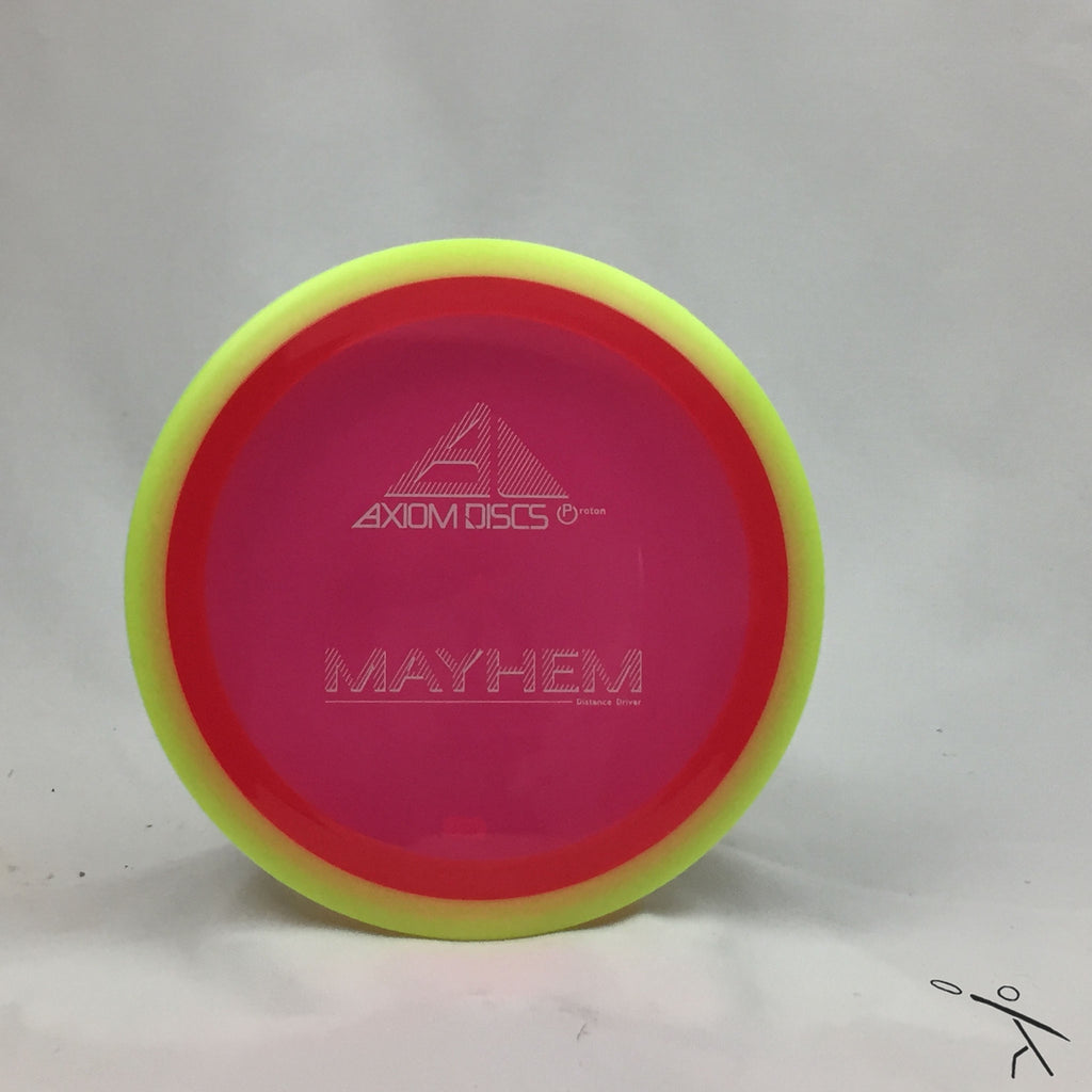 Axiom Mayhem Distance Driver - Axiom Distance Drivers - Disc 2 Basket Disc Golf Store