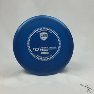 DiscMania PD Power Driver -  - Disc 2 Basket Disc Golf Store