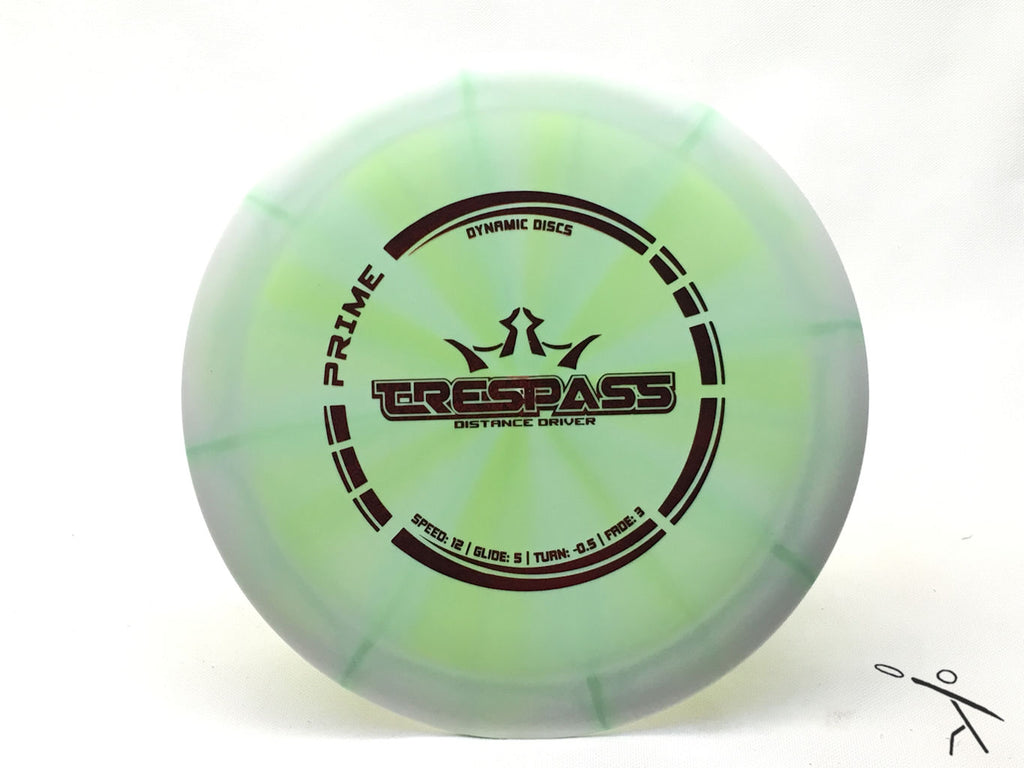 Dynamic Discs Trespass Distance Driver - Dynamic Discs Distance Driver - Disc 2 Basket Disc Golf Store