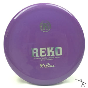Kastaplast Reko Putt and Approach - Kastaplast Putter - Disc 2 Basket Disc Golf Store