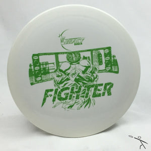 Legacy Discs Fighter Fairway Driver - legacy Fairway - Disc 2 Basket Disc Golf Store