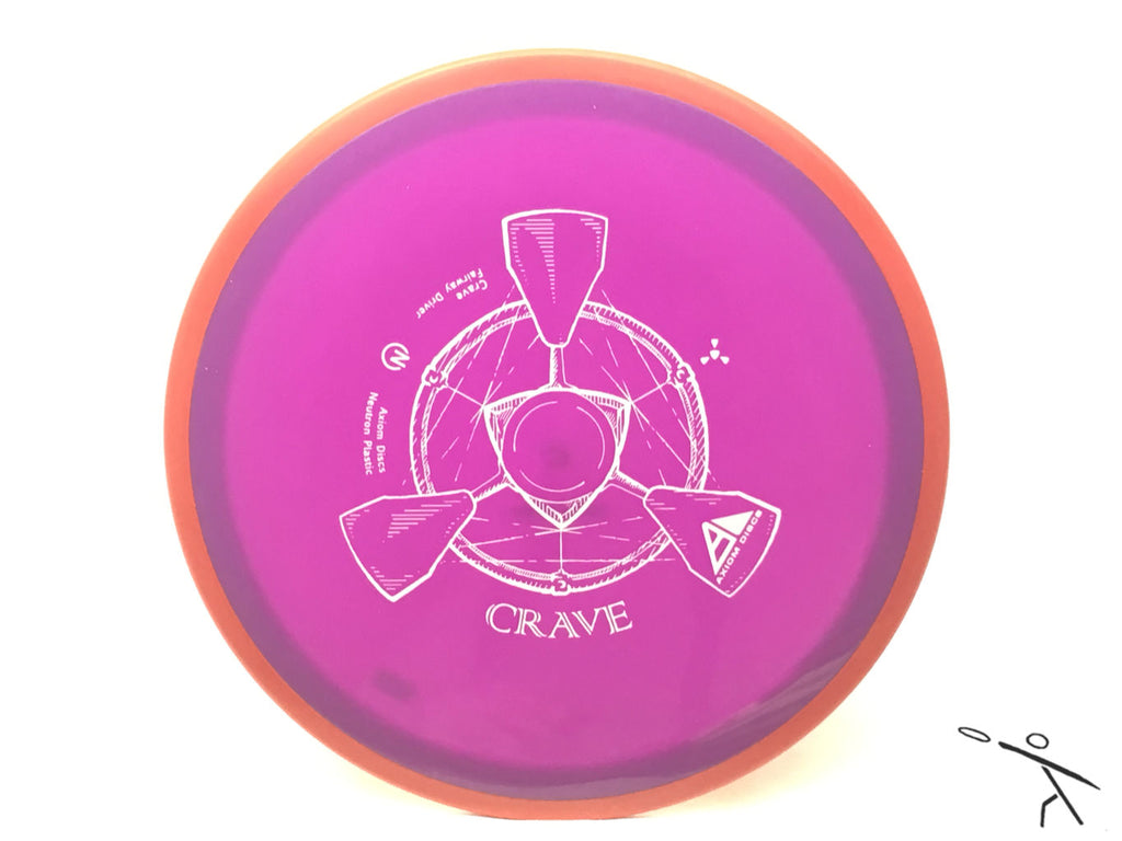 Axiom Crave Fairway Driver - Axiom Fairway Driver - Disc 2 Basket Disc Golf Store