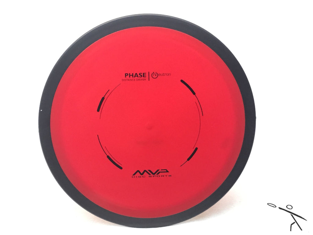 MVP Phase Distance Driver - MVP Distance - Disc 2 Basket Disc Golf Store