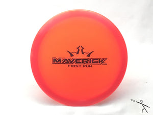 DYNAMIC DISCS FIRST RUN LUCID MAVERICK - Dynamic Discs Fairway Drivers - Disc 2 Basket Disc Golf Store