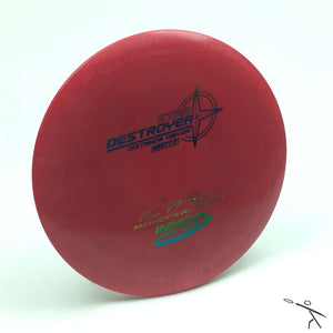 Innova Destroyer Distance Driver - Innova Distance Drivers - Disc 2 Basket Disc Golf Store