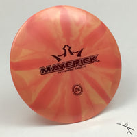 DYNAMIC DISCS SPECIAL EDITION FUZION X-BLEND BURST MAVERICK - Dynamic Discs Fairway Drivers - Disc 2 Basket Disc Golf Store