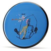 MVP Vertex Neutron Skullboy SE - MVP Mid-Range Drivers - Disc 2 Basket Disc Golf Store