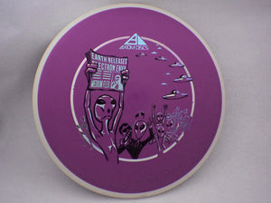 Axiom Envy Putt and Approach Special Edition Aliens - Axiom Putt and Approach - Disc 2 Basket Disc Golf Store