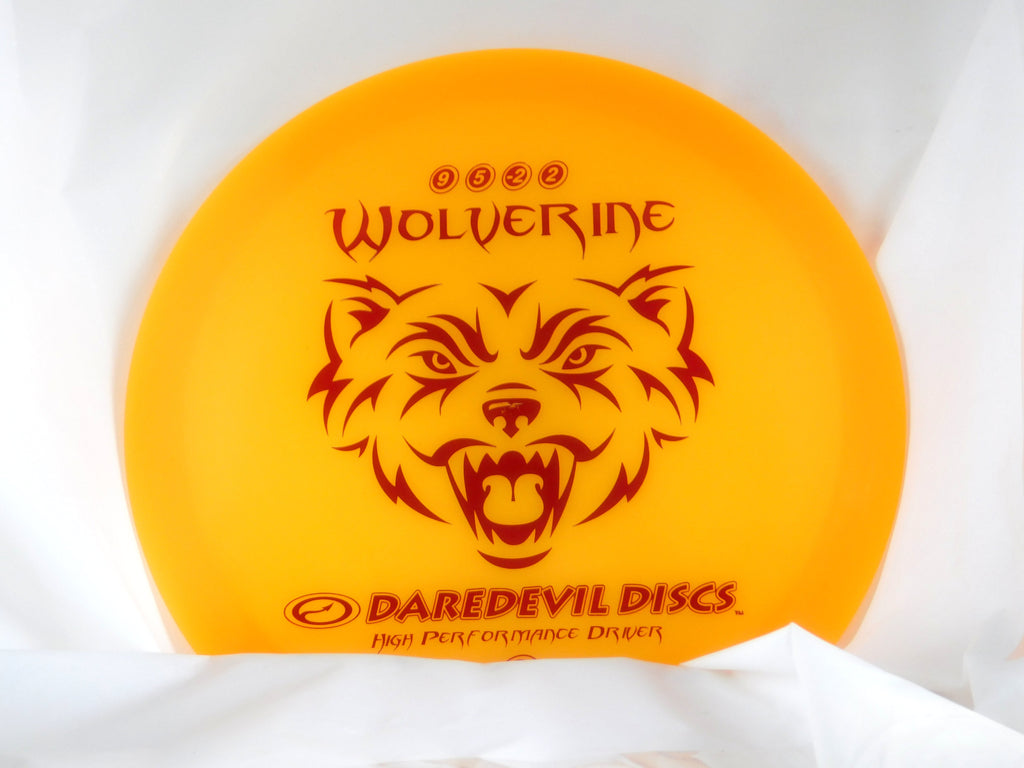Daredevil Discs Wolverine Fairway Driver - daredevil fairway driver - Disc 2 Basket Disc Golf Store