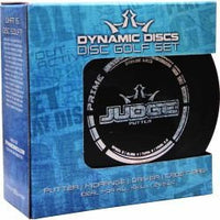 Dynamic Discs Prime Disc Golf Starter Set With Cadet Bag - Dynamic Discs Set - Disc 2 Basket Disc Golf Store