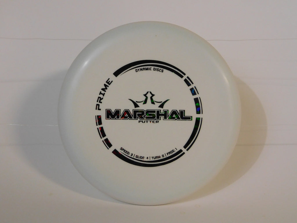 Dynamic Discs Marshal Putter - Dynamic Discs Putter - Disc 2 Basket Disc Golf Store