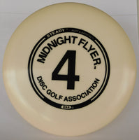 DGA Steady Midnight Flyer - DGA Putt and Approach - Disc 2 Basket Disc Golf Store