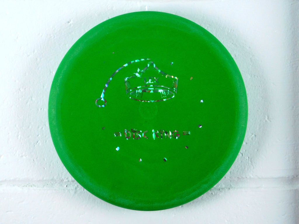 Disc King Lex Putter - Disc King Putter - Disc 2 Basket Disc Golf Store