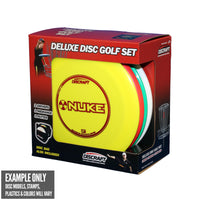 Discraft Deluxe Disc Golf Set - discraft disc golf set - Disc 2 Basket Disc Golf Store
