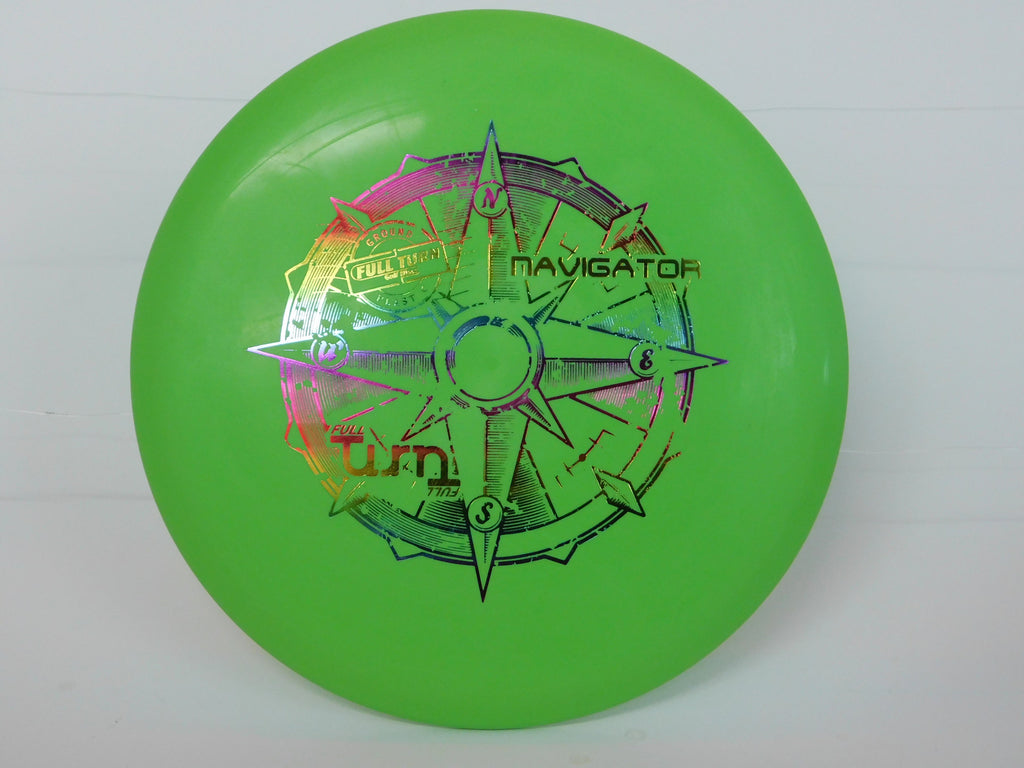 Full Turn Navigator Mid-Range Driver - Full Turn Mid-Range - Disc 2 Basket Disc Golf Store