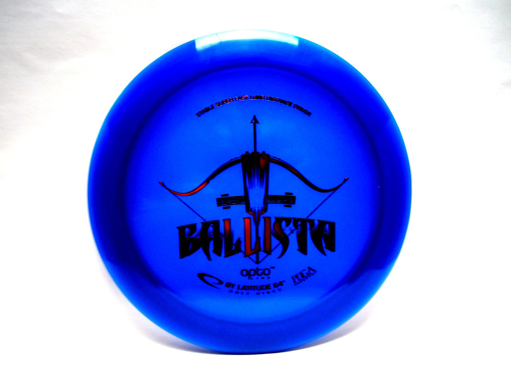 Latitude 64 Ballista Distance Driver - Latitude 64 Distance Drivers - Disc 2 Basket Disc Golf Store
