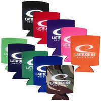 Latitude 64 Disc Golf Koozie