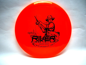 Latitude 64 River Fairway Driver - Latitude 64 Fairway Drivers - Disc 2 Basket Disc Golf Store