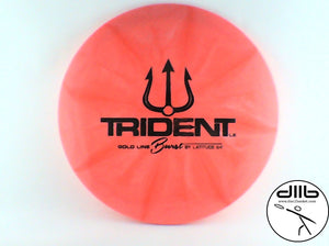 Latitude 64 Trident Fairway Driver Limited Editions Bursts and Moonshine - Latitude 64 Fairway Drivers - Disc 2 Basket Disc Golf Store