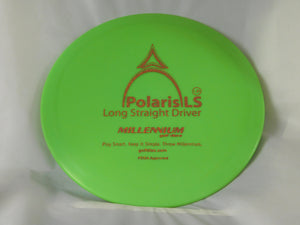 Millennium Polaris LS Fairway Driver - Millennium Fairway Driver - Disc 2 Basket Disc Golf Store