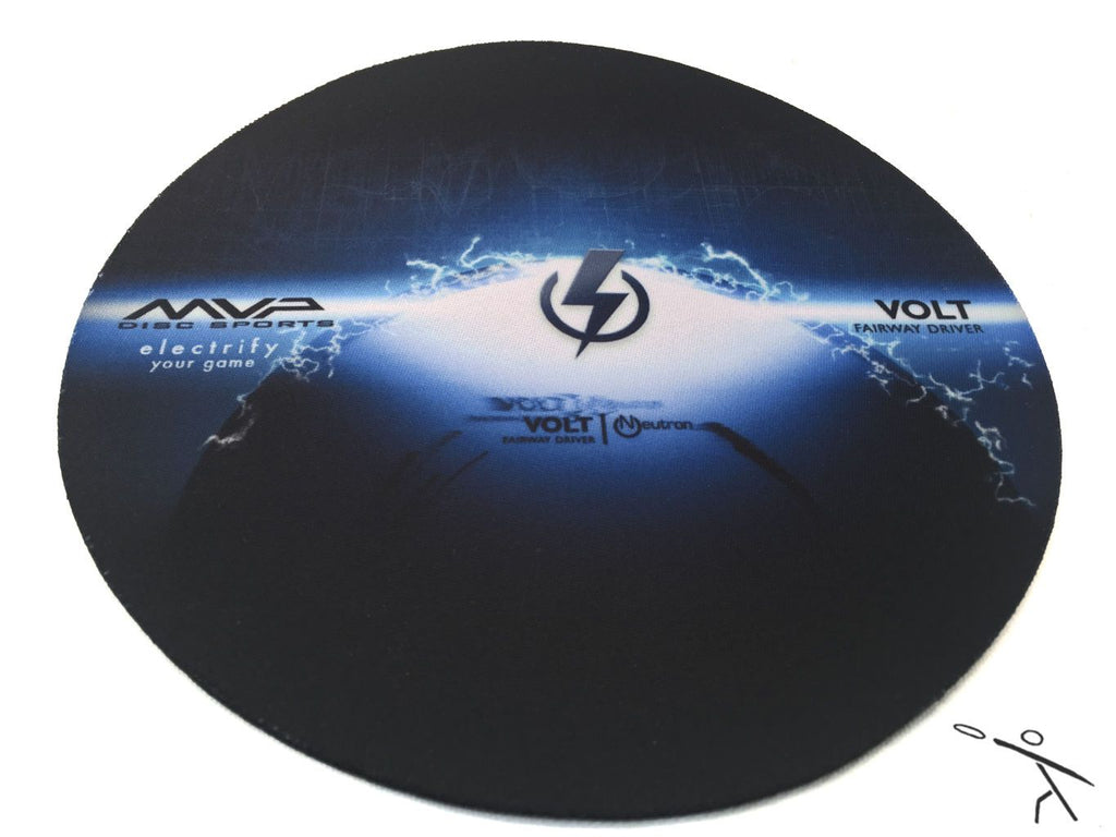 MVP Mouse Pad - MVP Accessories - Disc 2 Basket Disc Golf Store